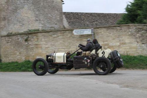 David & the Model T