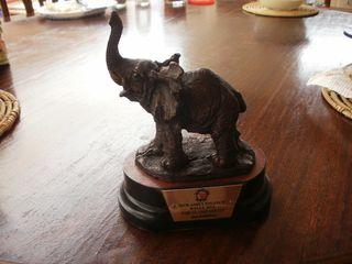 2nd in Class Award