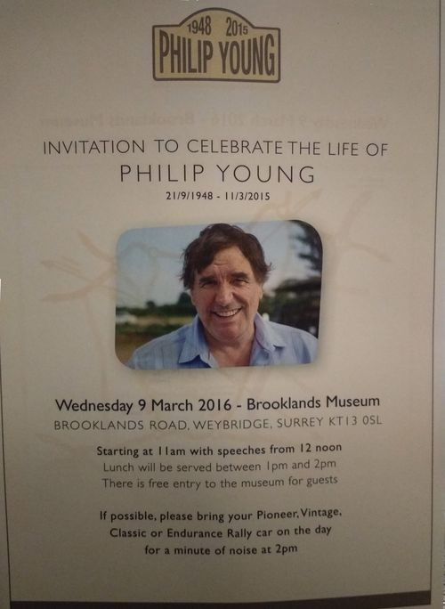 Philip Young Memorial