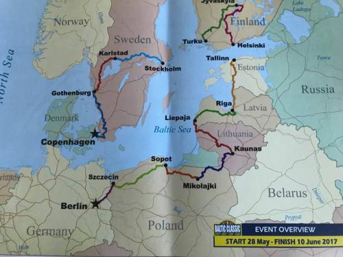Baltic Classic Rally