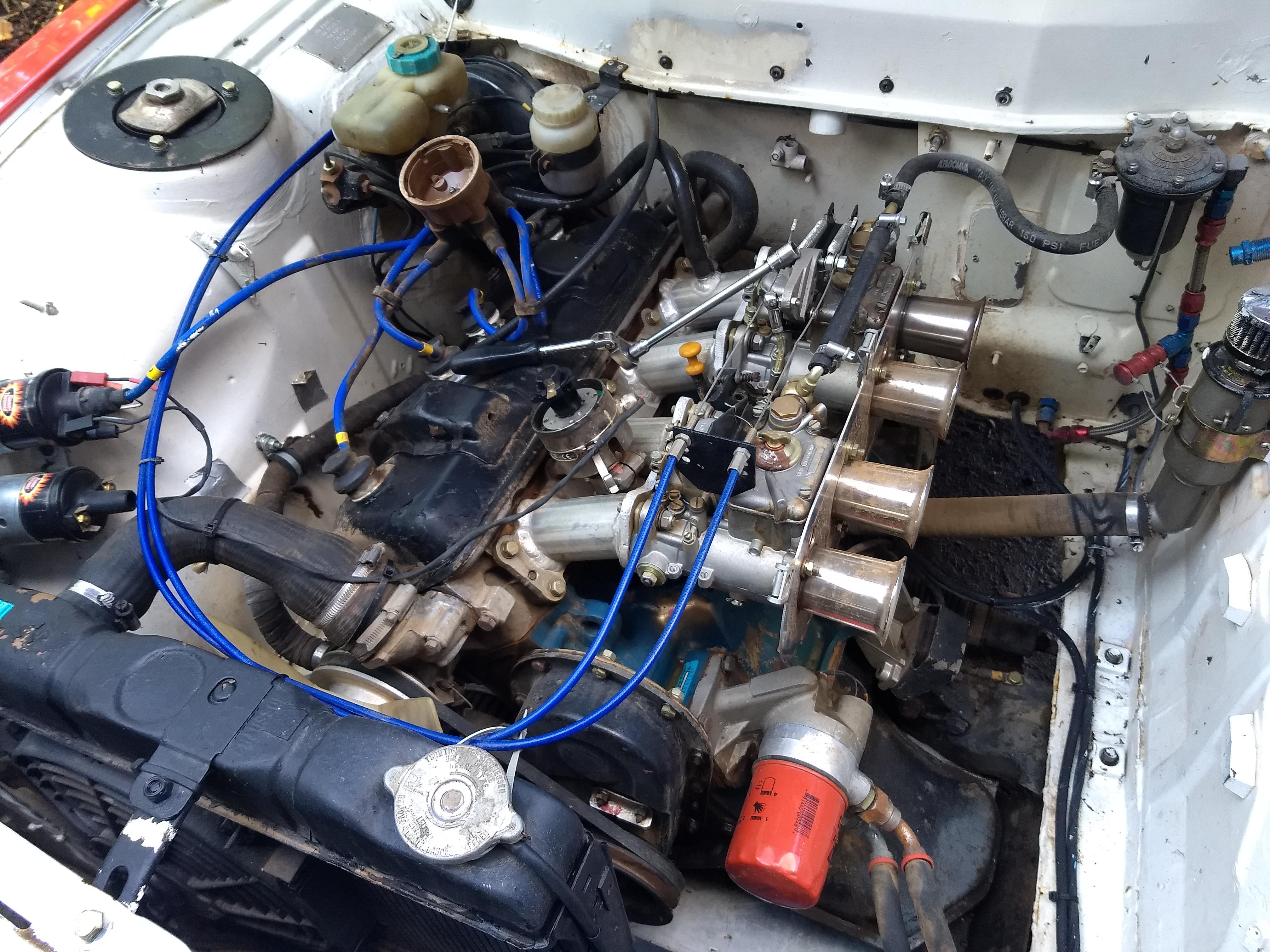 Ti Motorsport 504 Tales