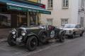 Bentley and Merc